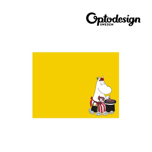 [옵토] 무민 맘마 옐로우 식탁매트 (1105-136) (Sweden Made)