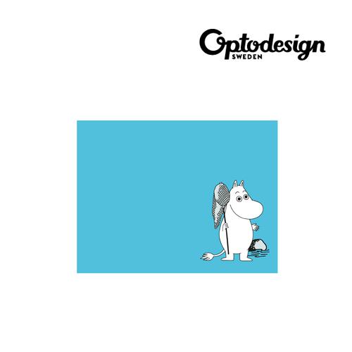 [옵토] 무민 하늘색 식탁매트 (1105-138) (Sweden Made)