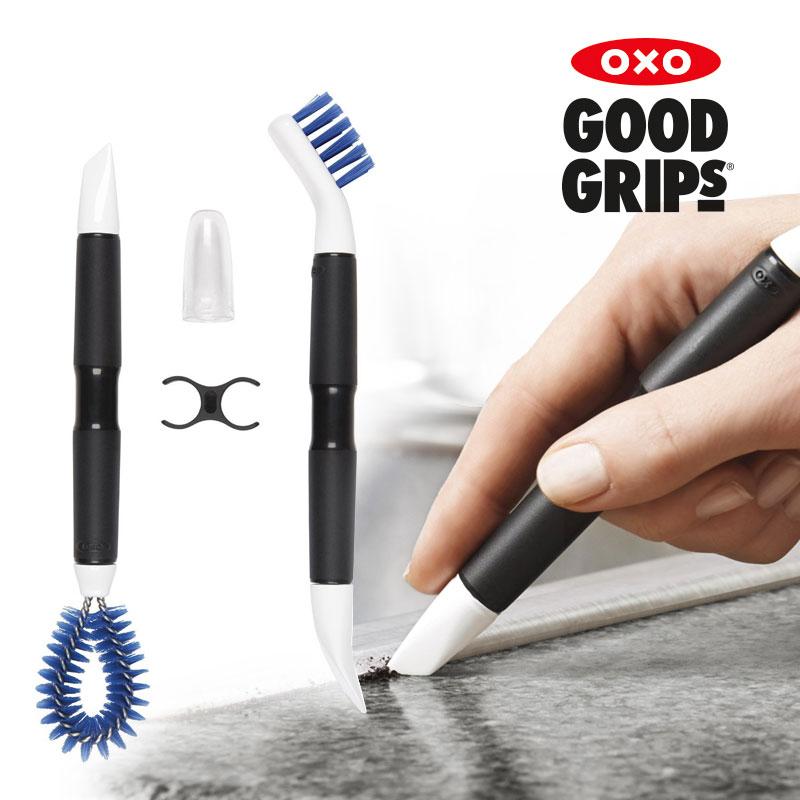 [OXO] 애플리언스 클리닝세트(다용도 주방솔세트)