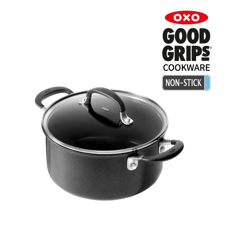 [OXO] 논스틱 양수냄비 20cm
