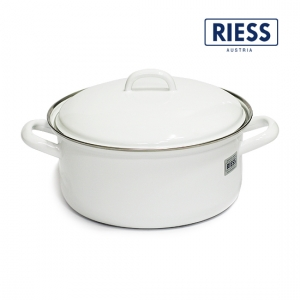 [RIESS] 클래식 22cm(L) 양수냄비