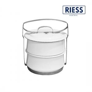 [RIESS] 클래식 14cm 2단 찬합