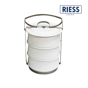 [RIESS] 클래식 14cm 3단 찬합