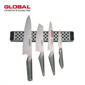 [글로벌나이프]4P식도세트+마그네틱 렉 G-251138/M30