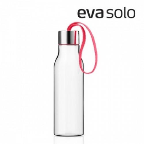 [에바솔로] 물병 0.5L 핑크