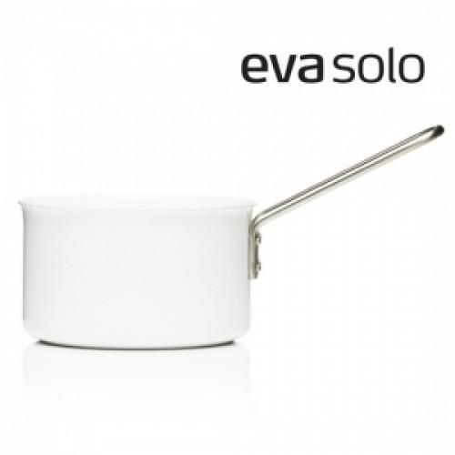 [에바솔로] 화이트라인 편수냄비 16cm