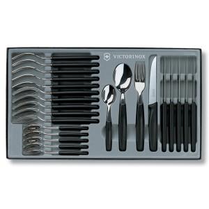 [빅토리녹스] 테이블웨어 24 피스 세트 - 스테이크 나이프 (Tableware, 24 piece set - Steak knives) - 5.1233.24