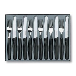 [빅토리녹스] 테이블웨어 12 피스 세트 - 테이블 나이프 (Tableware, 12 piece set - Table knives) - 5.1333.12