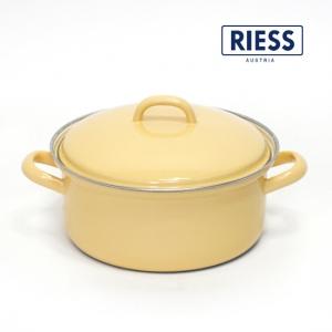 [RIESS]번트 양수냄비 20cm