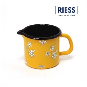 [RIESS]에델바이스 저그 10cm(옐로우)