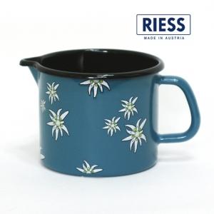 [RIESS]에델바이스 저그 14cm(블루)