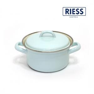 [RIESS]번트 양수냄비 14cm
