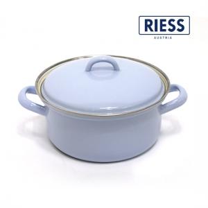 [RIESS]번트 양수냄비 18cm