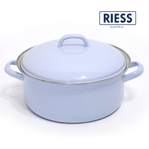 [RIESS]번트 양수냄비 24cm