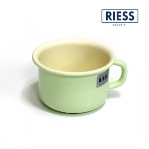 [RIESS] 머그(특대) 10cm(그린)