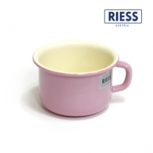 [RIESS] 머그(특대) 10cm(핑크)